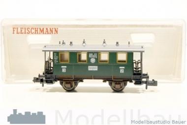 Fleischmann 8052 Personenwagen BCL der DRG in N in Originalverpackung