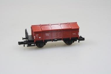 Fleischmann 8210 Klappdeckelwagen K 25 der DB in N in Originalverpackung