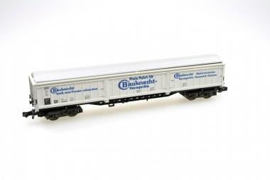Fleischmann 8389 K gedeckter Güterwagen DB in N in Originalverpackung