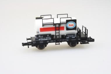 Fleischmann 8400 Kesselwagen ESSO der DB in N in Originalverpackung