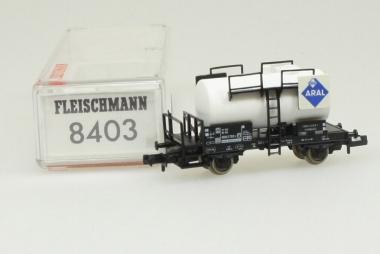 Fleischmann 8403 Kesselwagen ARAL der DB in N in Originalverpackung
