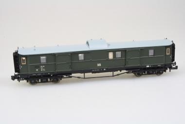 Fleischmann 8779 K Gepäckwagen der DR in N Top Zustand  in Originalverpackung