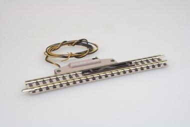 Fleischmann piccolo 9112 elektrisches Entkupplungsgleis 111 mm