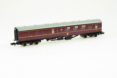 Graham Farish 374-178 Personenwagen der BR in N in Originalverpackung