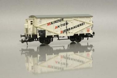 Heris 11503 Bierwagen Mainzer Aktien Brauerei 529 050 der DB NEUWARE