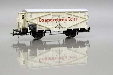 Heris 11504 Bierwagen Casparybräu Trier 529 011 der DB NEUWARE