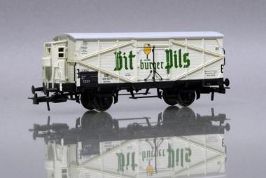 Heris 11505 Bierwagen Bitburger Pils 529 027 der DB NEUWARE