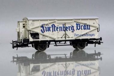 Heris 11513 Bierwagen Fürstenberg Bräu 529 023 der DB NEUWARE