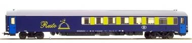 Heris 12033 Resto-Umbauwagen Typ I10 88-90 008-0 der SNCB in H0 NEUWARE