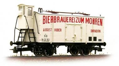 Heris 50003 Bierwagen Bierbrauerei zum Mohren 221 353 der K.k.St.B. NEUWARE