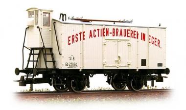 Heris 50004 Bierwagen Erste Actien Brauerei im Eger 221184 der K.k.St.B. NEUWARE