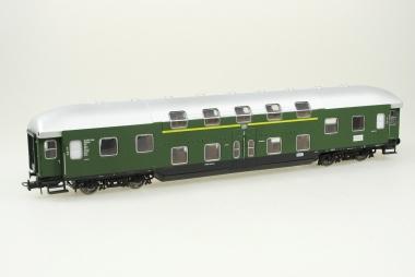 Heris 11209 Doppelstockwagen DAB4yge 30988 Hmb der DB in H0 NEUWARE