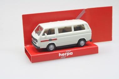 Herpa 4105 VW T3 Bully Bus Deutsche Bahn in H0 / 1:87 in Originalverpackung