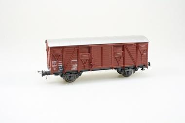 Ibertren 2395 gedeckter Güterwagen der SNCF in Originalverpackung