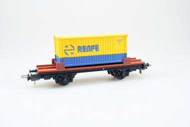 Ibertren 2397 Containerwagen RENFE in Originalverpackung