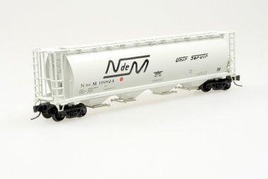 InterMountain 65131-02 Cylindrical Covered Hopper N de M Spur N NEUWARE