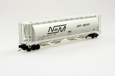 InterMountain 65131-05 Cylindrical Covered Hopper N de M Spur N NEUWARE