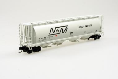 InterMountain 65131-05 Cylindrical Covered Hopper N de M Spur N NEUWARE