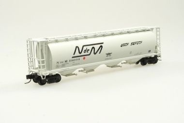 InterMountain 65131-06 Cylindrical Covered Hopper N de M Spur N NEUWARE