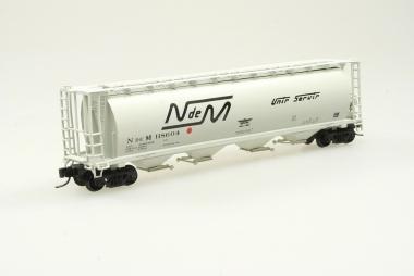 InterMountain 65131-06 Cylindrical Covered Hopper N de M Spur N NEUWARE