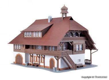 Kibri 38074 Bauernhaus Schwarzwald  in H0 Bausatz Fabrikneu