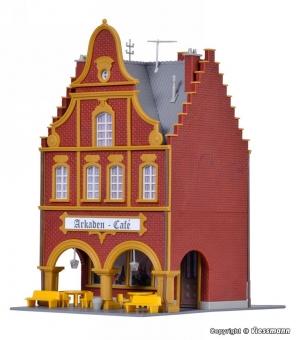 Kibri 38375 Bürgerhaus Bailleul  in H0 Bausatz Fabrikneu