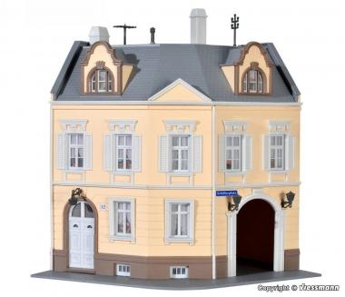 Kibri 38387 Haus am Schillerplatz in H0 Bausatz Fabrikneu