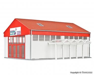 Kibri 39215 Getränkemarkt in H0 Bausatz