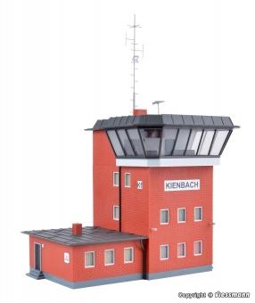 Kibri 39332 Stellwerk Kienbach in H0 Bausatz