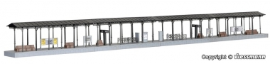 Kibri 39569 Bahnsteig Kienbach in H0 Bausatz Fabrikneu