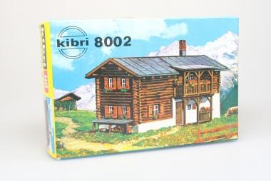 Kibri 8002 Haus Edelweiss in H0 Bausatz