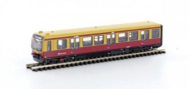 Lemke LC90481 Berliner S-Bahn Br. 481/482 Standmodell in TT Neuware