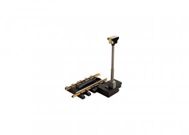 LGB 10560 Elektrisches Entkupplungsgleis Länge 150 mm Spur G vom Fachhändler