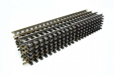 LGB 10600 12x gerades Gleis 600 mm Spur G in Originalverpackung