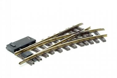 LGB 12050 elektrische Weiche rechts Spur G in Originalverpackung