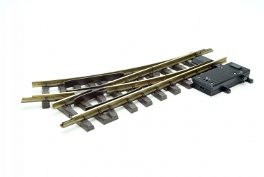 LGB 12050 elektrische Weiche rechts Spur G Top Zustand