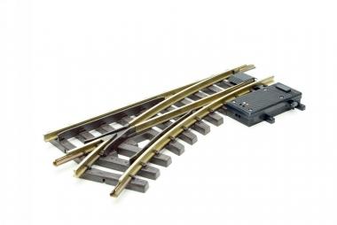 LGB 12150 elektrische Weiche links Spur G in Originalverpackung