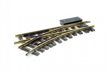 LGB 12150 elektrische Weiche links Spur G Top Zustand