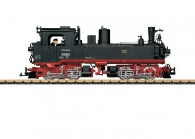 LGB 26845 Dampflokomotive 99 587 Spur G Fabrikneu