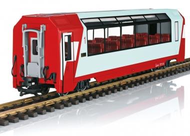 LGB 33666 Panoramawagen der RhB 1. Klasse Spur G Fabrikneu