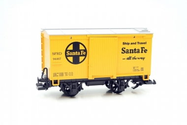LGB 94467 Güterwagen der Sanfa Fe in Originalverpackung