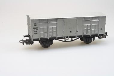 Liliput gedeckter Güterwagen Spitzdachwagen EE 114236 der FS  in H0 AC Achsen