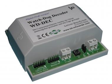 Littfinski 010013 WD-DEC-G WatchDog-Decoder für Motorola und NMRA-DCC Fabrikneu