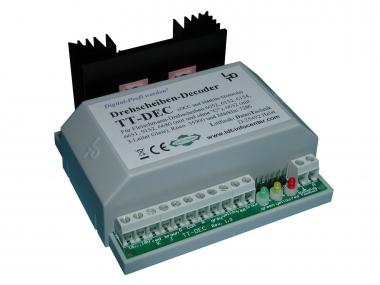 Littfinski 010503 TT-DEC-G Drehscheiben-Decoder für Motorola und DCC Fabrikneu