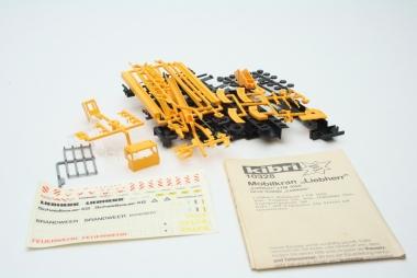 Kibri 10328 Mobilkran Liebherr LTM 1050 Maßstab 1:87 Bausatz