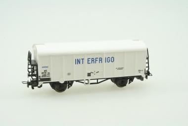 Liliput 22143 Kühlwagen INTERFRIGO der NS unbespielt in Originalverpackung