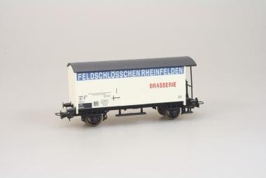 Liliput 224804 Güterwagen Bierwagen Feldschlösschen SBB H0 in Originalverpackung