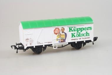 Liliput 22907 gedeckter Güterwagen Bierwagen Kühlwagen Küppers Kölsch DB in H0