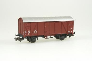 Liliput 235 gedeckter Güterwagen Gms54 der DB in Originalverpackung