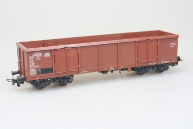 Liliput 24400 Hochbordwagen Eaos der DB in H0 Top Zustand